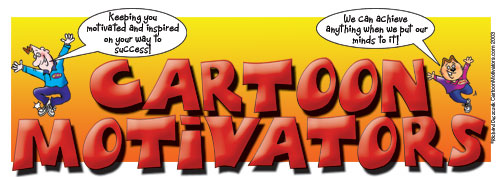 Cartoon Motivators logo
