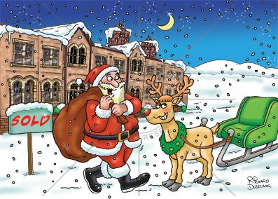 Santa+Rudolf-01